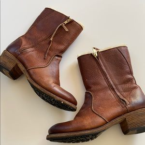 Blackstone- Shearling Lined boots